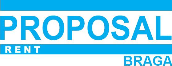 Proposal – Aluguer sem Operador